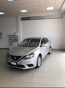 Foto venta Auto Seminuevo Nissan Sentra Sense (2017) color Plata precio $219,900