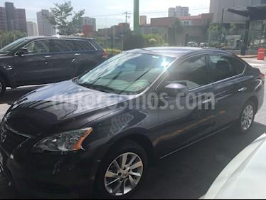Foto venta Auto usado Nissan Sentra Sense (2016) color Acero precio $165,000