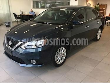 Foto venta Auto Seminuevo Nissan Sentra SENTRA ADVANCE CVT (2018) color Azul precio $29,030,000