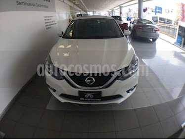 Foto venta Auto Seminuevo Nissan Sentra SENTRA EXCLUSIVE NAVI CVT (2018) color Blanco precio $31,500,000
