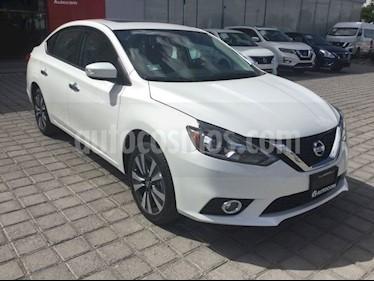 Foto venta Auto usado Nissan Sentra SENTRA EXCLUSIVE NAVI CVT (2018) color Blanco precio $335,000