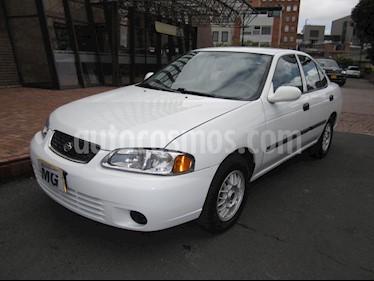 Nissan Sentra Sincronico- usado (2002) color Blanco Alaska precio $11.900.000