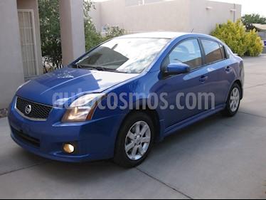 Foto venta Auto Seminuevo Nissan Sentra SR Aut (2010) color Azul precio $118,900