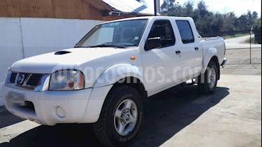 Foto venta Auto usado Nissan Terrano  2.5L Diesel CS Ac  (2008) color Blanco precio $6.000.000