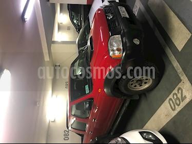 Foto venta Auto usado Nissan Terrano  2.5L Diesel CS (2013) color Rojo Vivo precio $7.500.000