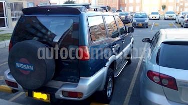 Foto venta Carro Usado Nissan Terrano 4X4 Mecan.5 Ptas- (1999) color Azul precio $25.000.000