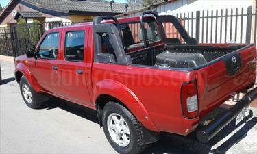 Foto venta Auto usado Nissan Terrano  AX 2.4L CD Ac (2004) color Rojo Burdeos precio $4.600.000