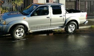 Foto venta Auto Usado Nissan Terrano  AX 2.4L CD Ac (2003) color Plata precio $5.950.000