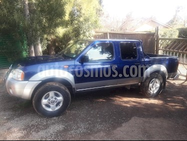 Foto venta Auto Usado Nissan Terrano  AXS 2.5L TDi CD 4x2 Plus (2007) color Azul precio $6.500.000