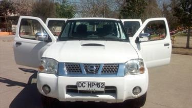 Foto venta Auto usado Nissan Terrano  DX 2.5L 4X4 CD (2010) color Blanco precio $6.500.000