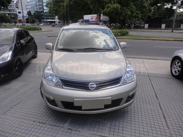 Foto venta Auto usado Nissan Tiida Hatchback - (2012) color Champagne precio $192.000