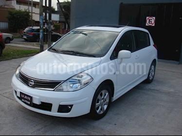 Foto venta Auto Usado Nissan Tiida Hatchback Tekna (2011) color Blanco precio $268.000
