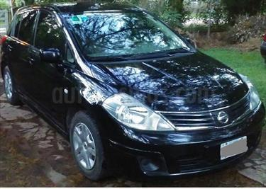 Foto venta Auto usado Nissan Tiida Hatchback Visia (2010) color Negro precio $149.900