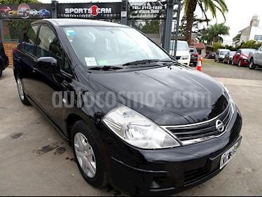 Foto venta Auto Usado Nissan Tiida Hatchback Visia (2012) color Negro precio $219.000