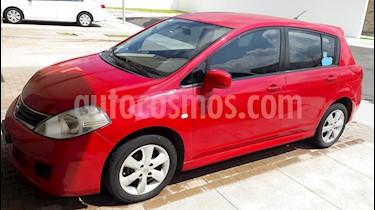 Foto venta Auto usado Nissan Tiida HB Emotion  (2013) color Rojo precio $135,000