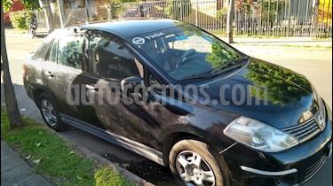 Nissan Tiida Sedan 1.6L Drive usado (2011) color Negro precio $2.800.000