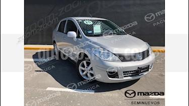 Foto venta Auto Seminuevo Nissan Tiida Sedan Advance Aut (2015) color Plata precio $159,000