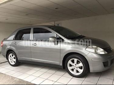 Foto venta Auto Seminuevo Nissan Tiida Sedan Advance Aut  (2013) color Gris Oxford precio $130,000