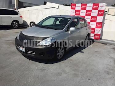 Foto venta Auto Seminuevo Nissan Tiida Sedan Advance Aut  (2018) color Plata precio $189,000