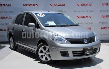 Foto venta Auto Usado Nissan Tiida Sedan Advance (2018) color Plata precio $175,000