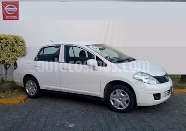 Foto venta Auto Seminuevo Nissan Tiida Sedan Comfort Aut Ac (2012) color Blanco precio $115,000