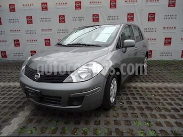 Foto venta Auto Seminuevo Nissan Tiida Sedan Comfort (2012) color Gris Acero precio $105,000