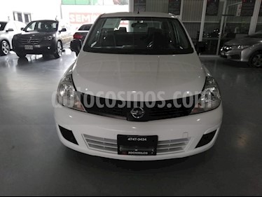 Foto venta Auto Seminuevo Nissan Tiida Sedan Drive (2015) color Blanco precio $125,000