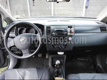 Nissan Tiida Sedan S 1.6 usado (2011) color Gris Oscuro precio $4.800.000