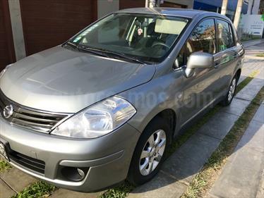 Nissan Tiida Sedan S 1.6L usado (2010) color Gris Magnesio precio u$s8,850