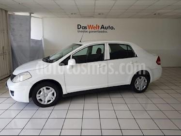 Foto venta Auto Seminuevo Nissan Tiida Sedan Sense Aut (2016) color Blanco precio $144,900