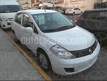 Foto venta Auto Seminuevo Nissan Tiida Sedan Sense (2015) color Blanco precio $140,000