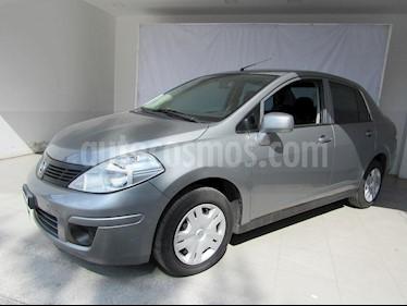 Foto venta Auto Usado Nissan Tiida Sedan Sense (2013) color Gris precio $120,000