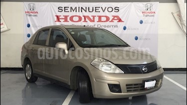 Foto venta Auto Seminuevo Nissan Tiida Sedan Sense (2016) color Arena precio $134,900