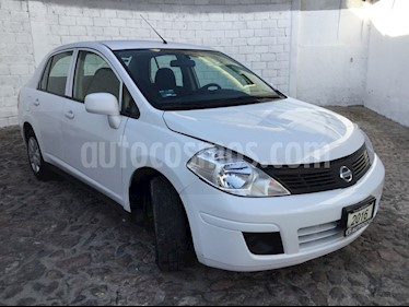 Foto venta Auto Seminuevo Nissan Tiida Sedan Sense (2016) color Blanco precio $153,000