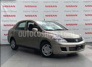Foto venta Auto Seminuevo Nissan Tiida Sedan Sense (2015) color Arena precio $142,000