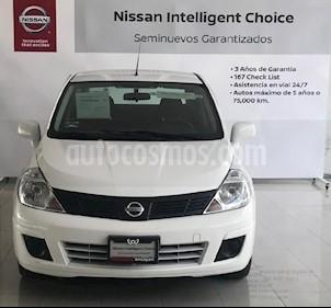 Foto venta Auto Seminuevo Nissan Tiida Sedan Sense (2016) color Blanco precio $160,000