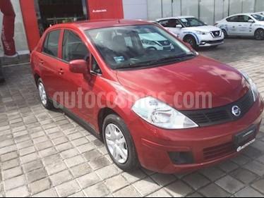 Foto venta Auto usado Nissan Tiida Sedan TIIDA SEDAN SENSE T/M A/A (2016) color Rojo precio $160,000