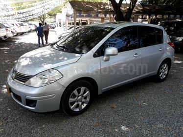 Nissan Tiida 1.8L Premium  usado (2007) color Gris precio $23.500.000