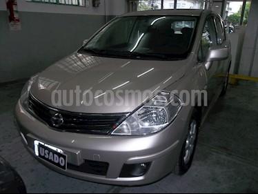 Foto venta Auto usado Nissan Tiida Acenta 1.8 5Ptas. (126cv) (L10) (2012) color Champagne precio $218.000