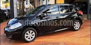 Foto venta Auto usado Nissan Tiida Tekna 1.8 Full 5Ptas. (126cv) (L10) (2013) color Negro precio $290.000
