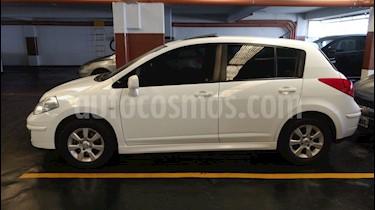 Foto venta Auto usado Nissan Tiida Tekna (2013) color Blanco precio $249.000