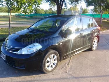 Foto venta Auto usado Nissan Tiida Visia (2012) color Negro Cristal precio $228.000