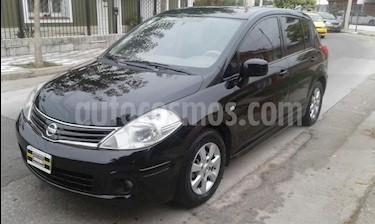 Foto venta Auto Usado Nissan Tiida Visia (2011) color Negro precio $195.000