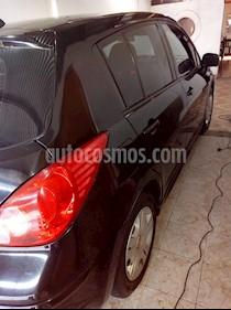 Foto venta Auto usado Nissan Tiida Visia (2010) color Negro precio $160.000
