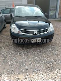 Foto venta Auto usado Nissan Tiida Visia (2010) color Negro precio $170.000