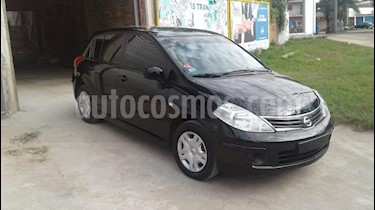 Foto venta Auto Usado Nissan Tiida Visia (2011) color Negro