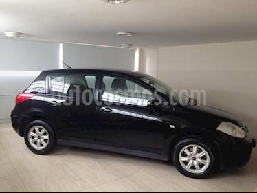 Foto venta Auto usado Nissan Tiida Visia (2008) color Negro precio $180.000
