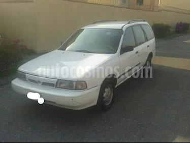 Foto venta Auto Usado Nissan Tsubame GSX (2000) color Blanco precio $38,000
