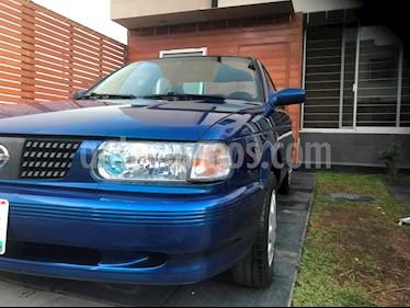 Foto venta Auto Seminuevo Nissan Tsuru GS II Ac (2005) color Azul precio $53,500