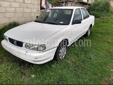 Foto venta Auto Seminuevo Nissan Tsuru GS II (2005) color Blanco precio $32,000